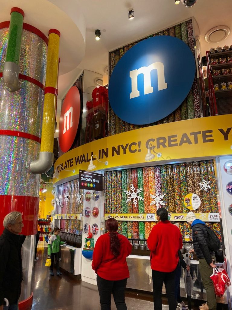 M&M's World à New York